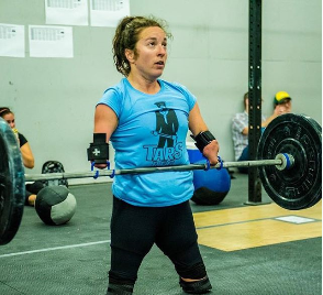 Lindsay Hilton and Crossfit Onside: Functional Fitness for the Adaptive Athlete